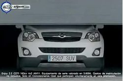 Video Opel Antara Síndrome Antara 2
