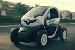 Video Renault Twizy Test