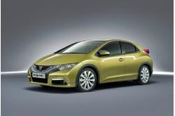 Fotos coches Honda  Honda  Civic 5p 2.2 i-DTEC Executive