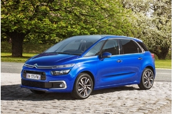 Fotos coches Citroën  Citroën  C4 Picasso BlueHDi 120 S&S EAT6 Shine