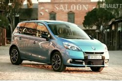 Video Renault Scenic Test