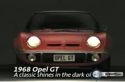 Opel GT 1968 Old Timers