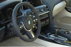 BMW Serie 6 Coupé 2015 Interior