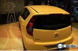 Video Opel Agila Ginebra 2008