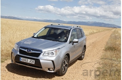 Fotos coches Subaru  Subaru  Forester 2.0 TD Executive Plus