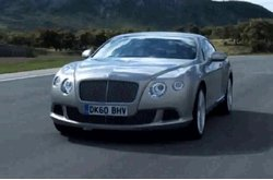Video Bentley Historia marca