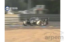 Video Bentley 24 horas Le Mans 2008
