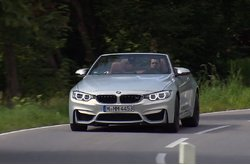 Vídeo BMW M4 Cabrio