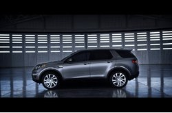 Vídeo Land Rover Discovery Sport 2015