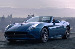 Vídeo Ferrari California T Trailer