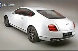 Bentley Continental Supersports Estático