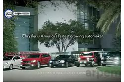 Video Chrysler Spot Importados Detroit