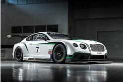 Bentley Continental GT3 2011