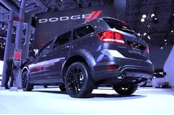 Dodge Journey Vistas Detalles