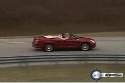 Video Chrysler Sebring Cabrio