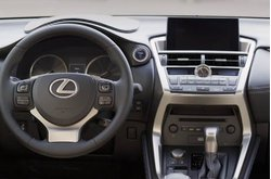 Vídeo Lexus NX 300h 2015 Interior