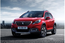 Fotos coches Peugeot 2008