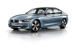 BMW Serie 3 Berlina Active Hybrid 2012