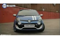 Renault Twingo RS Gordini Trailer