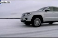 Jeep Grand Cherokee Conducción Suecia