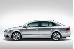 Fotos coches Skoda Superb