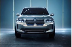 Fotos de coches BMW Concept iX3
