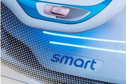 Fotos de coches Smart vision EQ fortwo (prototipo)