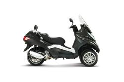 Piaggio MP3 125ie Touring