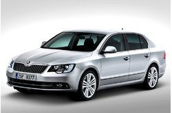Fotos coches Skoda  Skoda  Superb 1.6 TDI CR 105 CV Active