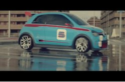 Video coche Renault Twin'Run