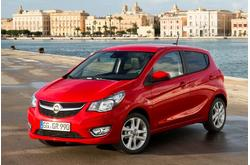 Fotos coches Opel KARL