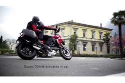 Vídeo Ducati Multistrada D-air Acción
