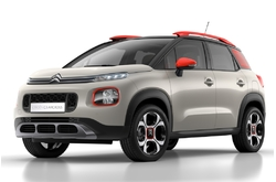 Fotos coches Citroën  Citroën  C3 Aircross BlueHDi 100 Live
