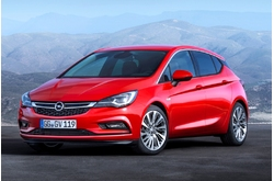 Fotos coches Opel  Opel  Astra 5p Expression 1.0 Turbo 77 kW (105 CV) Start/Stop