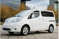Fotos coches Nissan Furgoneta  Nissan NV200 Isotermo 1.5 dCi Basic 90 CV
