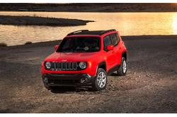 Fotos coches Jeep  Jeep  Renegade 2.0 MultiJet 103 kW (140 CV) Upland 4x4 Auto Active Drive Low