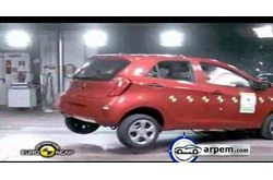 Video KIA Picanto Euroncap Crash Test