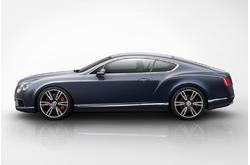 Fotos coches Bentley  Bentley  Continental GT V8