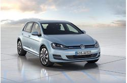 Volkswagen Golf Bluemotion Concept 2013