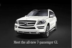 Video Mercedes-Benz Clase GL 7 Plazas Interior