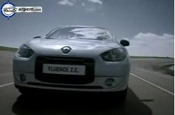 Renault Fluence Z.E. Spot TV