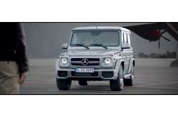 Video Mercedes-Benz Clase G Promoción