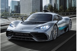 AMG Project ONE (prototipo)