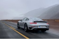 Vídeo Porsche 911 Turbo Dinámico