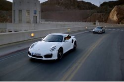Vídeo Porsche 911 Turbo 2013