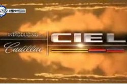 Video Cadillac Ciel Información