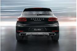 Fotos coches Porsche  Porsche  Macan Turbo