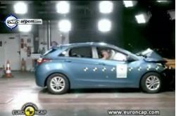 Hyundai i30 Crash Test