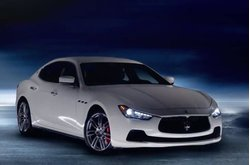 Video Maserati Ghibli Trailer