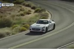 Mercedes-Benz SLS Black Series Carretera
